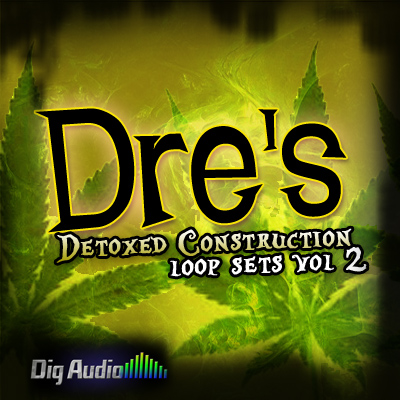 Digg Audio Dre's Detoxed Construction Loop Sets Vol 2 WAV REX AIFF